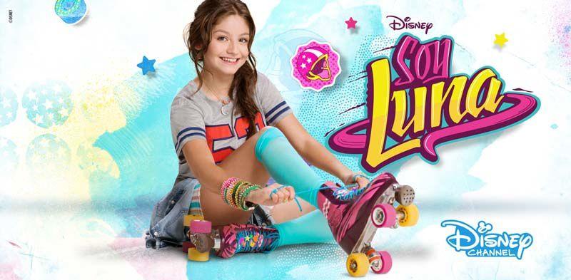 Soy Luna, la nouvelle série Disney, en avant-première ce samedi sur Dailymotion !