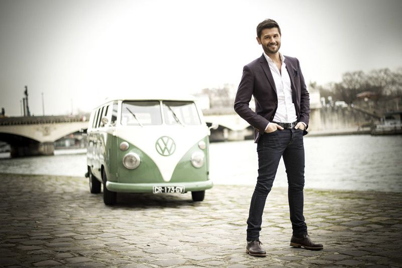 Christophe Beaugrand (Crédit photo : TF1 / DR)