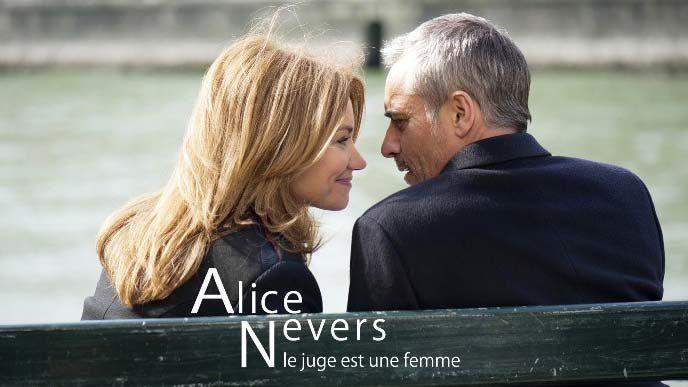 Nouvelle saison d'Alice Nevers dès le 19 mai sur TF1