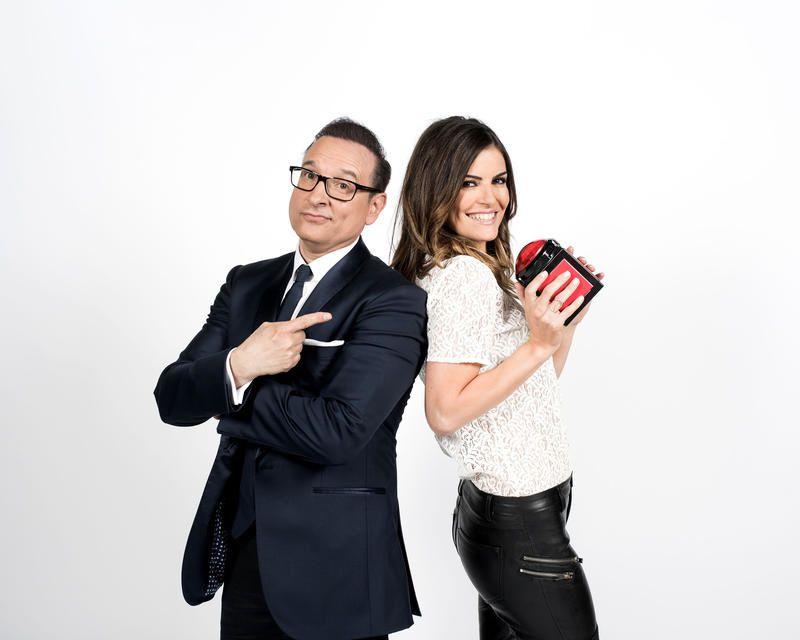 Jean-Marc Généreux et Amélie Bitoun (Crédit photo : Augustin Détienne / D17)