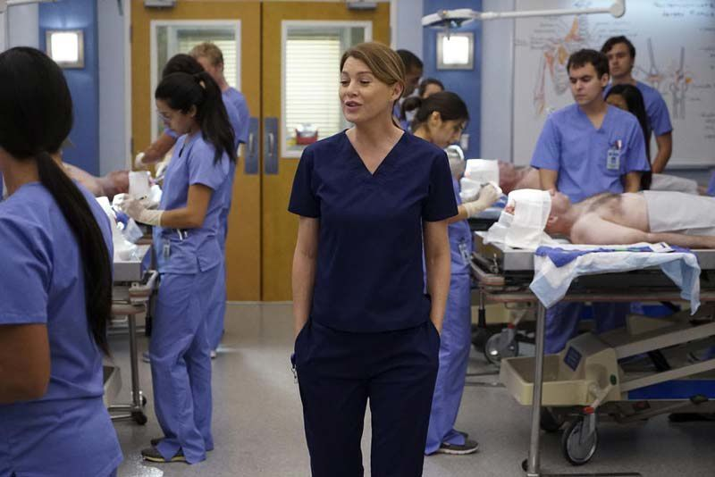 Grey's Anatomy - Saison 12 (Crédit photo : Ricgard Cartwright / ABC)