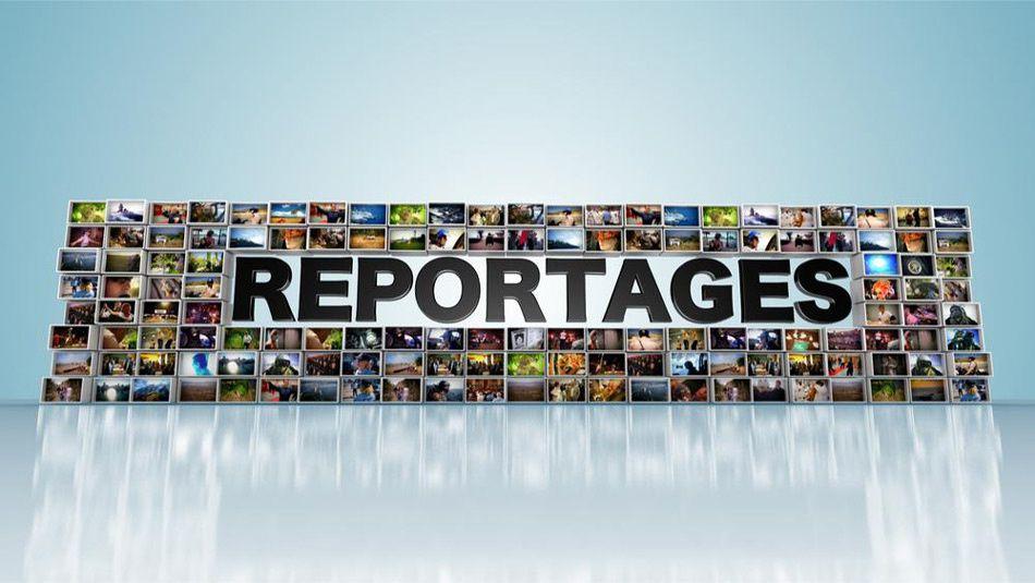 Aventures sur la banquise et Un samedi soir pas comme les autres dans Reportages sur TF1
