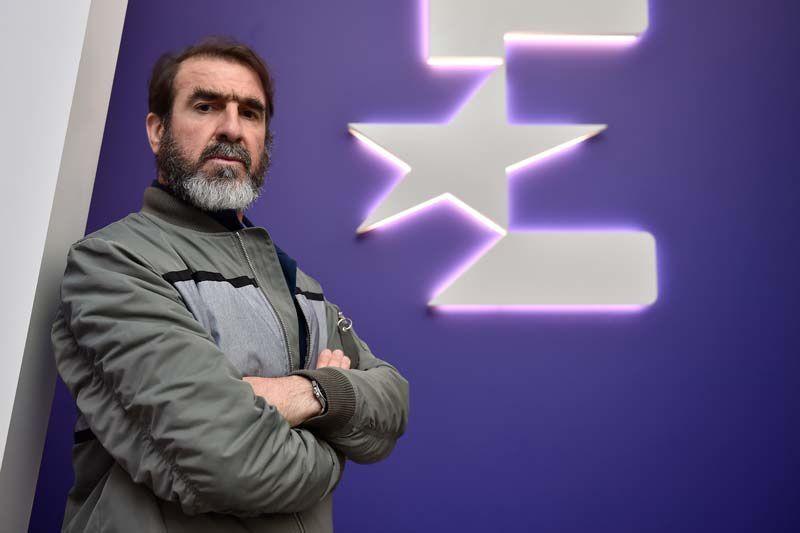 Eric Cantona rejoint Eurosport