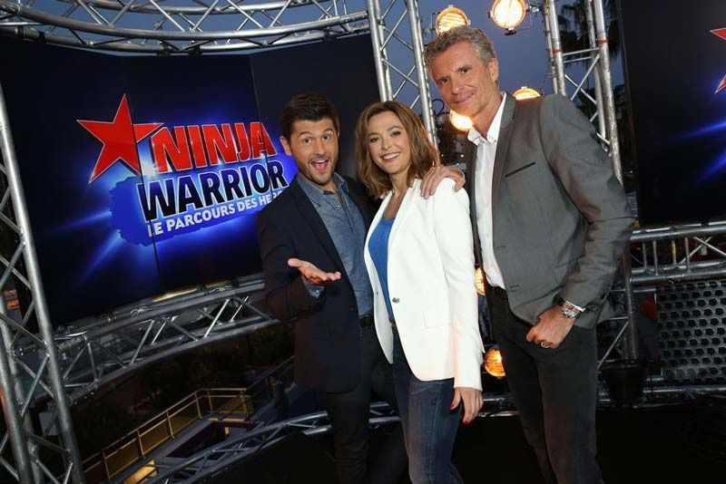 Ninja Warrior (Crédit photo : Laurent Vu / TF1)