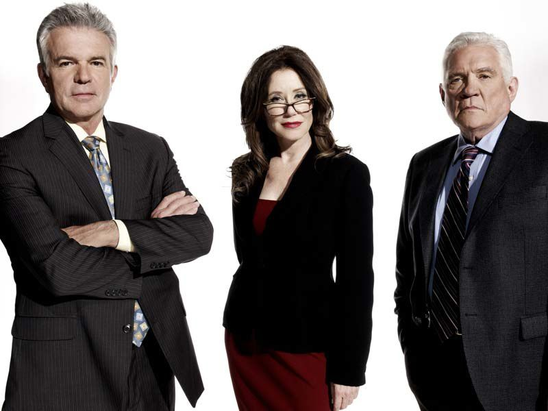 Major Crimes (Crédit photo : Warner Bros Television)