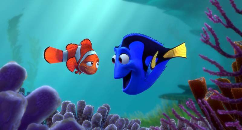Le Monde de Nemo (Crédit photo : Disney - Pixar)