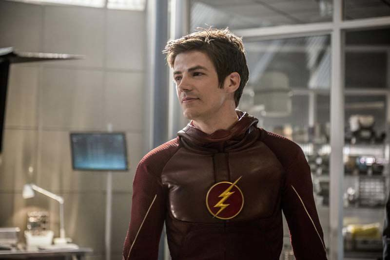 Flash - Saison 2 (Crédit photo : Warner Bros)