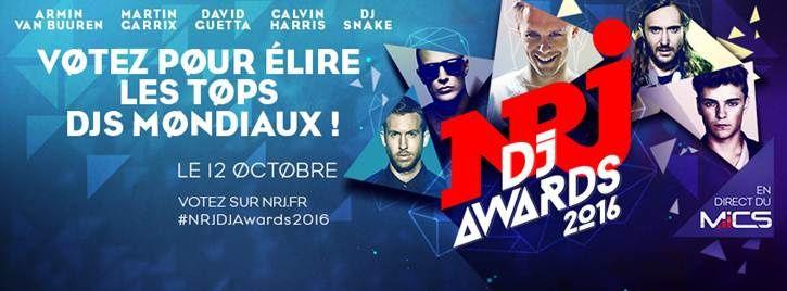 Martin Garrix lance l'ouverture des votes des NRJ DJ Awards 2016