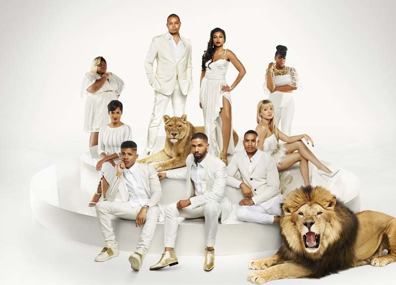Empire - Saison 2 (Crédit photo : Fox)