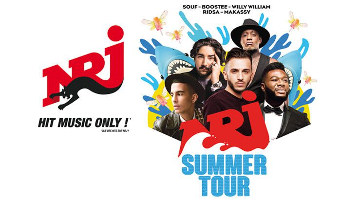 NRJ Summer Tour