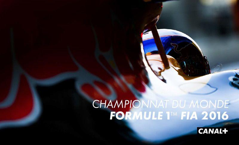 Formule 1 - Le Grand Prix d'Allemagne à suivre sur Canal+