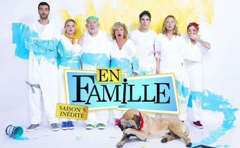 En Famille - Saison 5 (Crédit photo : Cécile Rogue / M6)