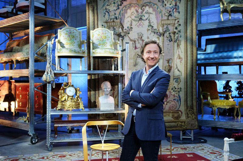 Visites Privées (Crédit photo : Gilles Gustine / FTV)