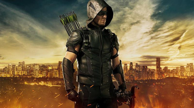 Arrow - Saison 4 (Crédit photo : Warner Bros)