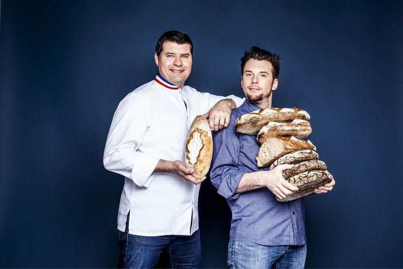 Bruno Cormerais et Norbert Tarayre (Crédit photo : Stéphane Grangier / M6)