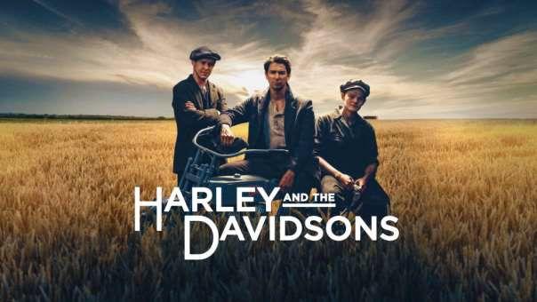 &quot&#x3B;Harley and the Davidsons&quot&#x3B;, fiction inédite à découvrir en novembre sur Discovery Channel (vidéo)