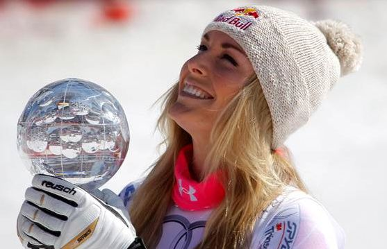 Lindsey Vonn (Crédit photo : Getty Images)