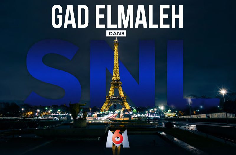 "Gad Elmaleh inaugurera le ""Saturday Night Live"" prochainement sur M6"