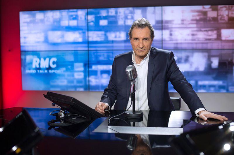 Jean-Jacques Bourdin (Crédit photo : RMC / DR)