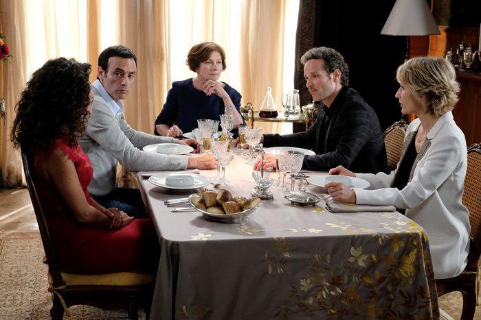 Alliances rouge sang avec Anthony Delon et Macha Méril sur France 3