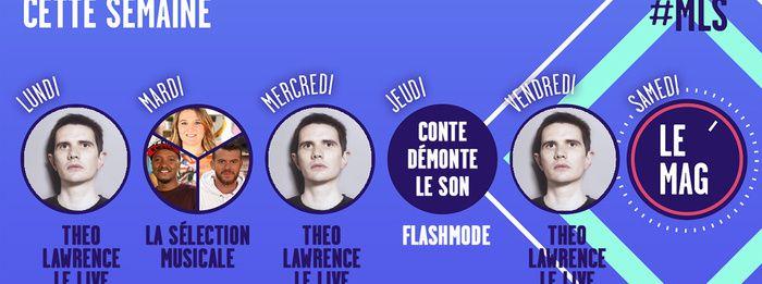 Le programme de &quot&#x3B;Monte le son&quot&#x3B; du 14 au 18 novembre sur France 4