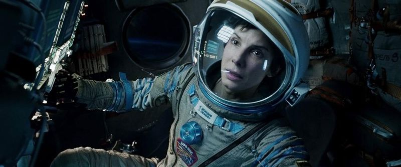 Gravity (Crédit photo : Warner Bros)