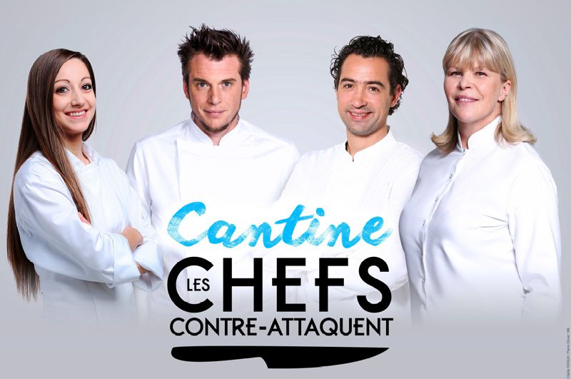 Les Chefs contre-attaquent (Crédit photo : Cécile Rogue / Pierre Olivier / M6)