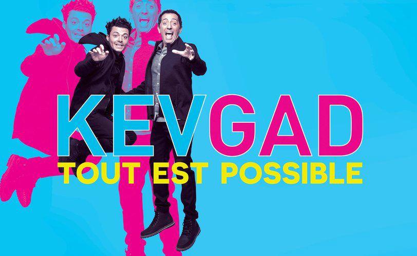 Kev & Gad : Tout est possible (Crédit photo : Rüdy Waks)