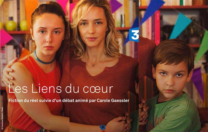 Les liens du coeur avec Hélène de Fougerolles ce soir sur France 3