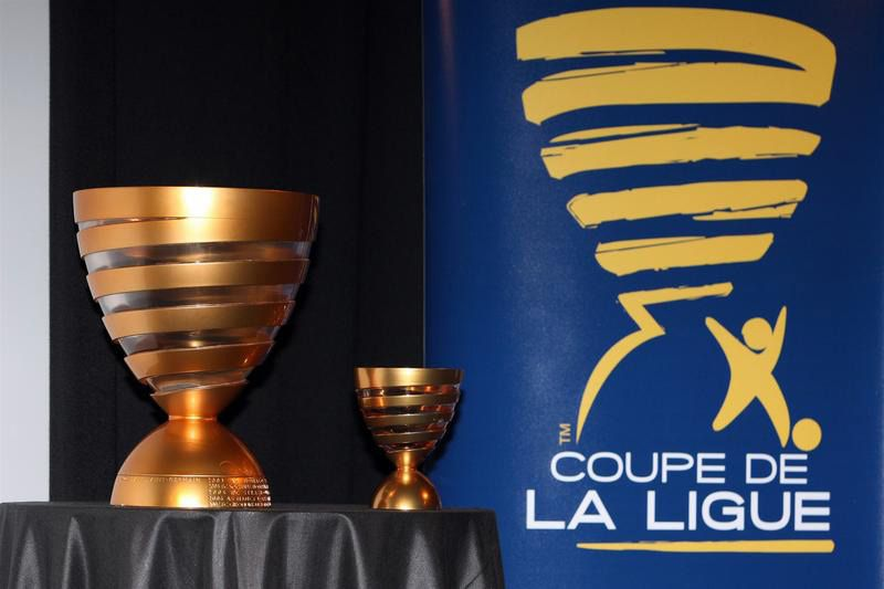 La Coupe de la Ligue (Crédit photo : Gilles Gustine / FTV)