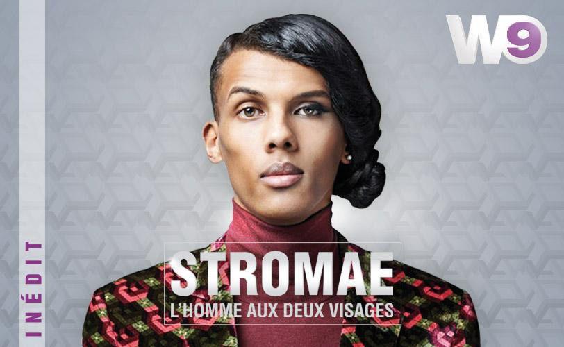 Stromae, l'homme aux deux visages (Crédit photo : Ollivier - MF / Abacapress)
