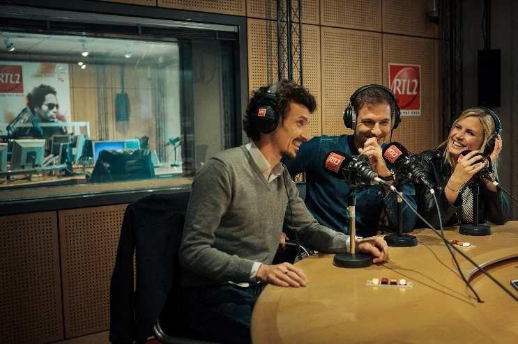 Le double expresso de RTL2 en direct demain de Perpignan