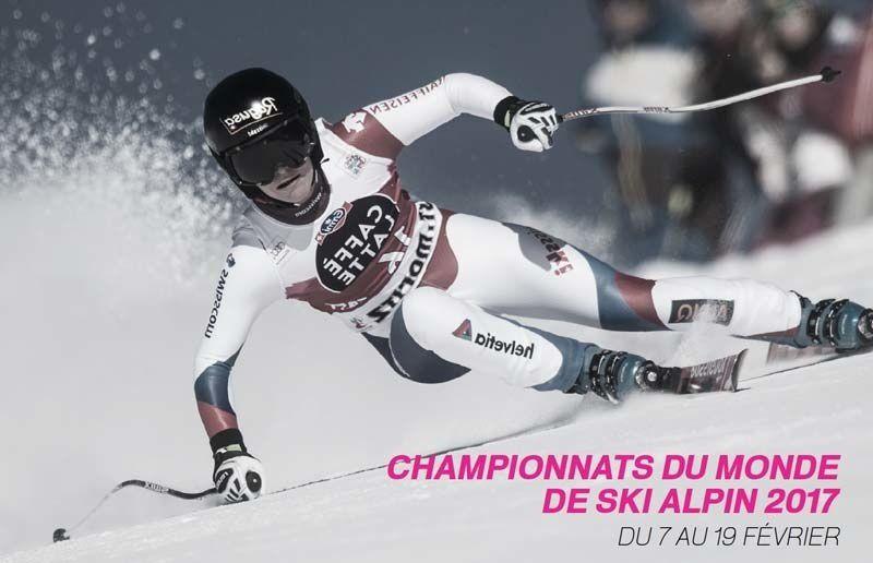 Le programme de France Télévisions de ce mardi 14 février pour les Championnats du monde de ski (par équipes)