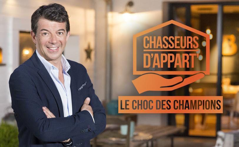 Chasseurs d'appart' : Le choc des champions (Crédit photo : Julien KNAUB / M6)