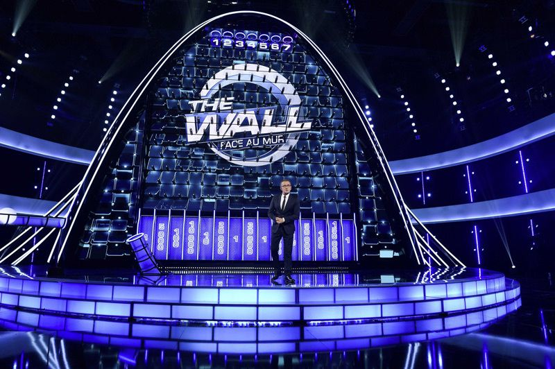 The Wall : Face au mur (Crédit photo : TF1)