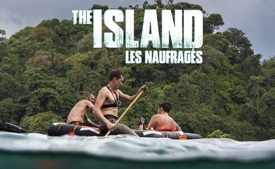 The Island - Les nauffragés (Crédit photo : Julien KNAUB / M6)