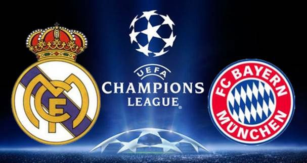 Ligue des Champions - Le match Real Madrid / Bayern Munich en direct sur Canal+