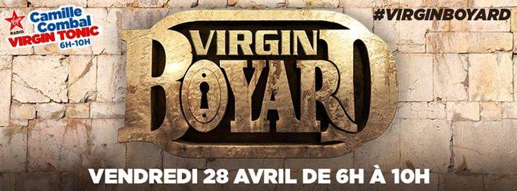 Demain, la matinale de Virgin Radio se transforme en &quot&#x3B;Virgin Boyard&quot&#x3B; !