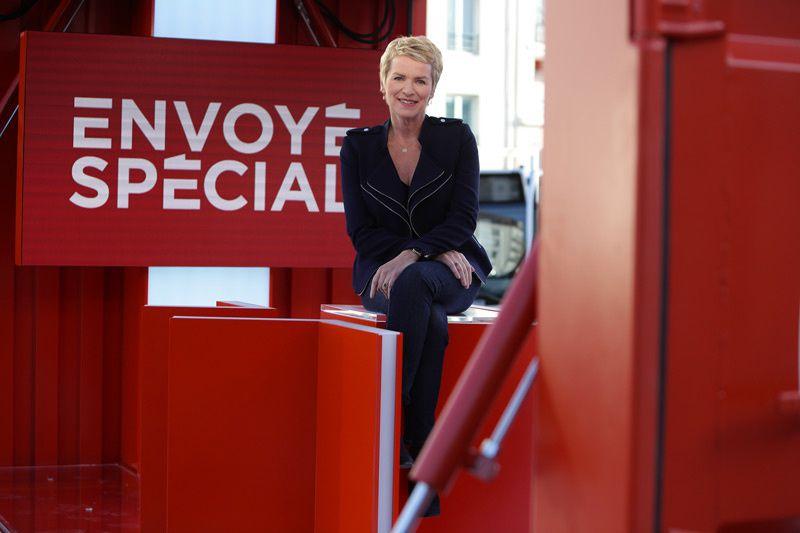 Envoyé Spécial (Crédit photo : Charlotte Schousboe / FTV)