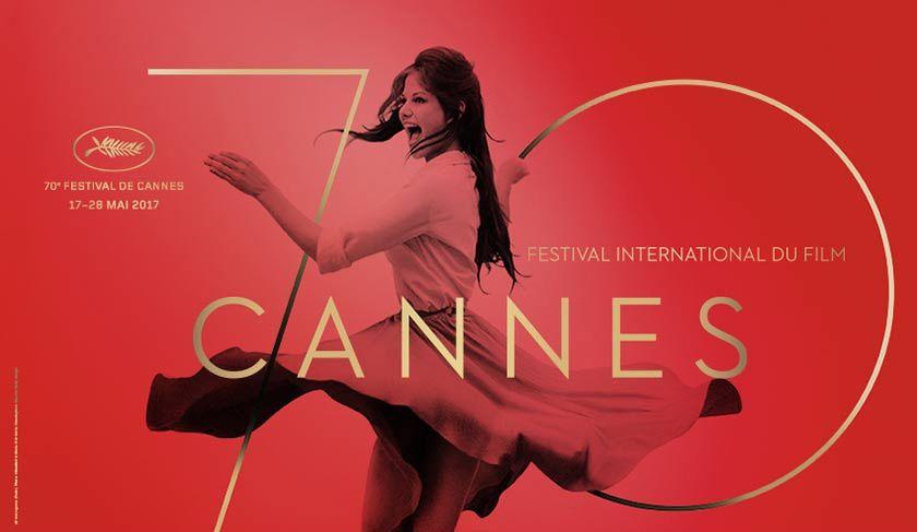 L'affiche du 70ème Festival de Cannes (Crédit photo : Archivio Cameraphoto Epoche/Getty Images)