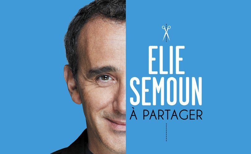 Elie Semoun - A partager (Crédit photo : Pascalito / Yo)