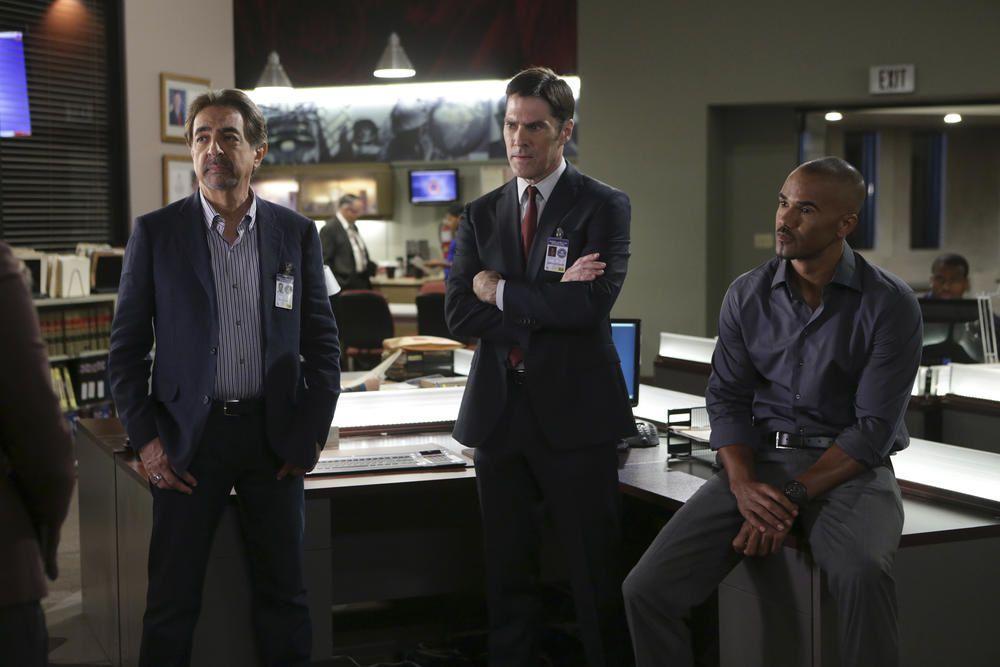 Esprits Criminels (Crédit photo : CBS)