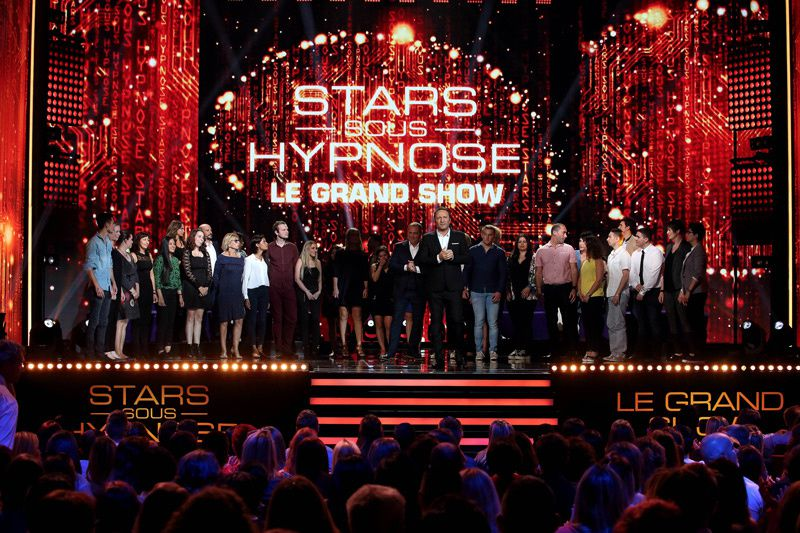 Stars sous hypnose, le grand shox (Crédit photo : TF1 / DR)