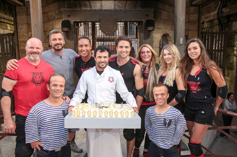 Fort Boyard / Saison 28 - Emission 2 (Crédit photo : Gilles Scarella / FTV)