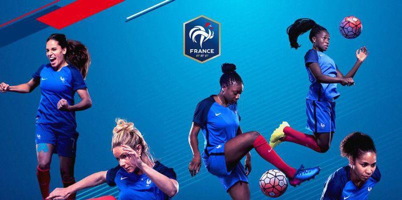 Football Féminin - Le match France / Belgique à suivre en direct sur CSTAR