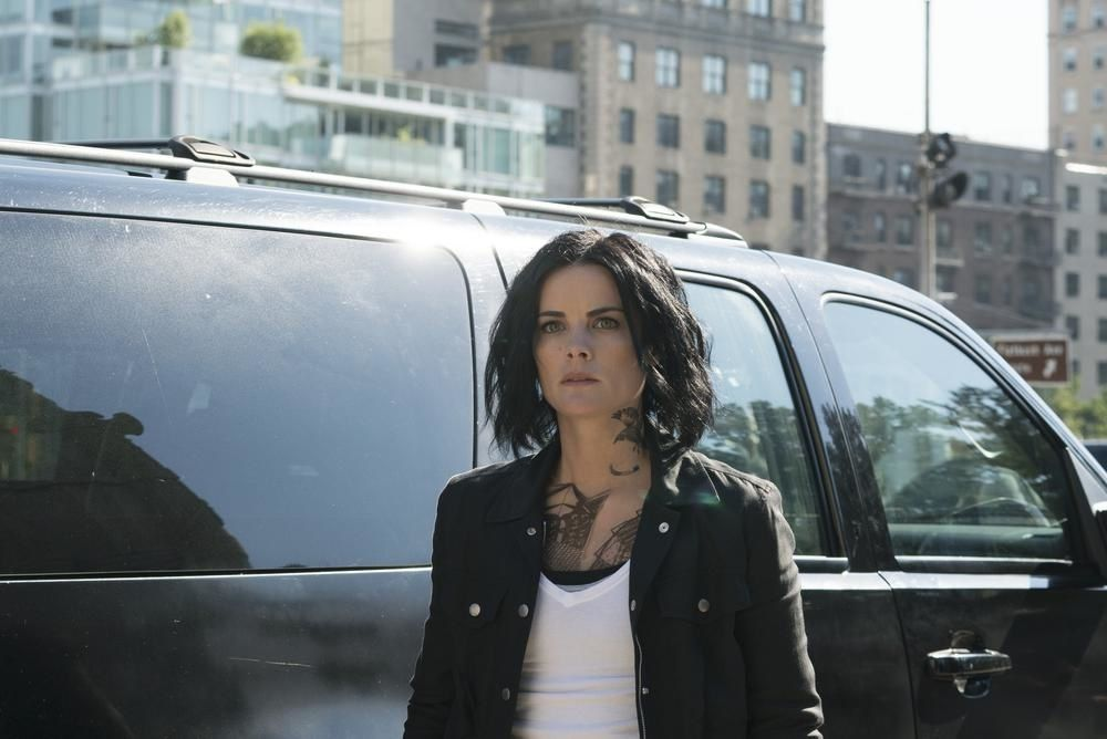 Blindspot - Saison 2 (Crédit photo : NBC)