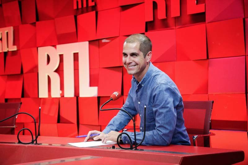 Cyprien Cini (Crédit photo : Romain Boé Sipa Press pour RTL)