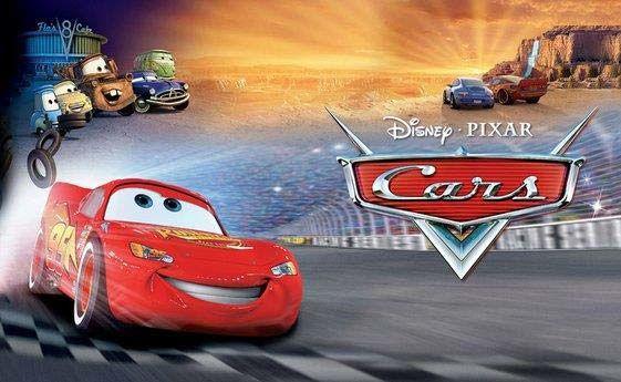 Cars (Crédi photo : Pixar)