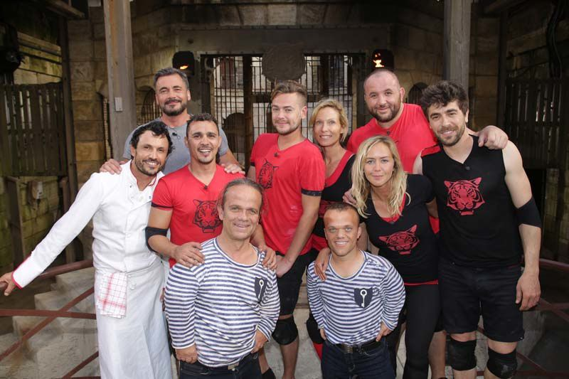 Fort Boyard / Saison 28 - Emission 7 (Crédit photo : Gilles Scarella / FTV)