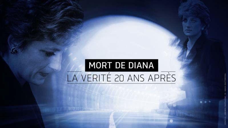 Le doucmentaire « Mort de Diana : La vérité 20 ans après » diffusé ce soir sur W9